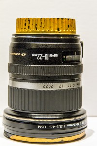 Canon EF-S 10-22MM By Terry Babij