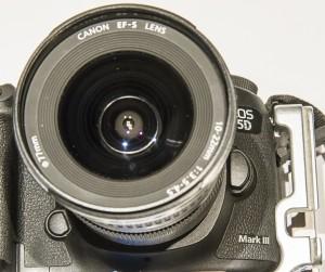 Canon EF-S 10-22MM Mounted on 5DMKIII By Terry Babij