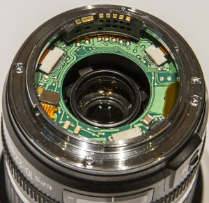 Canon EF-S 10-22MM Stopper Removed up By Terry Babij