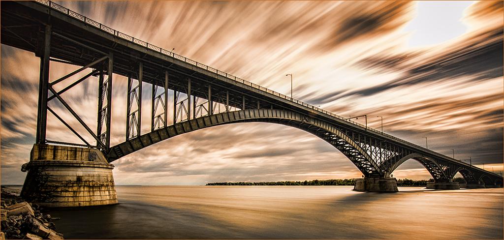 Peace Bridge Test 10-22