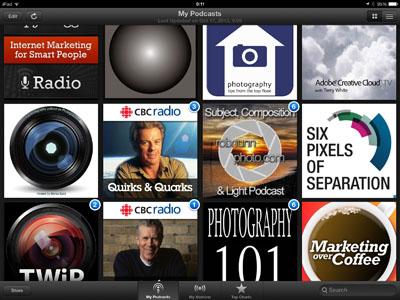 Podcasts Capture